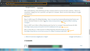 How to get Backlinks from EDU sites