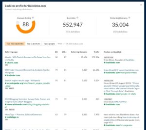free link building tools